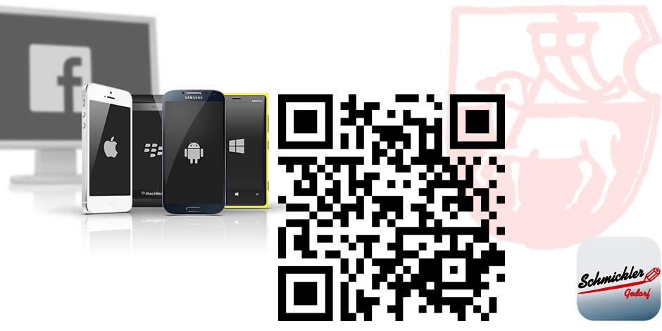 Schmickler App für Ihr Smartphone