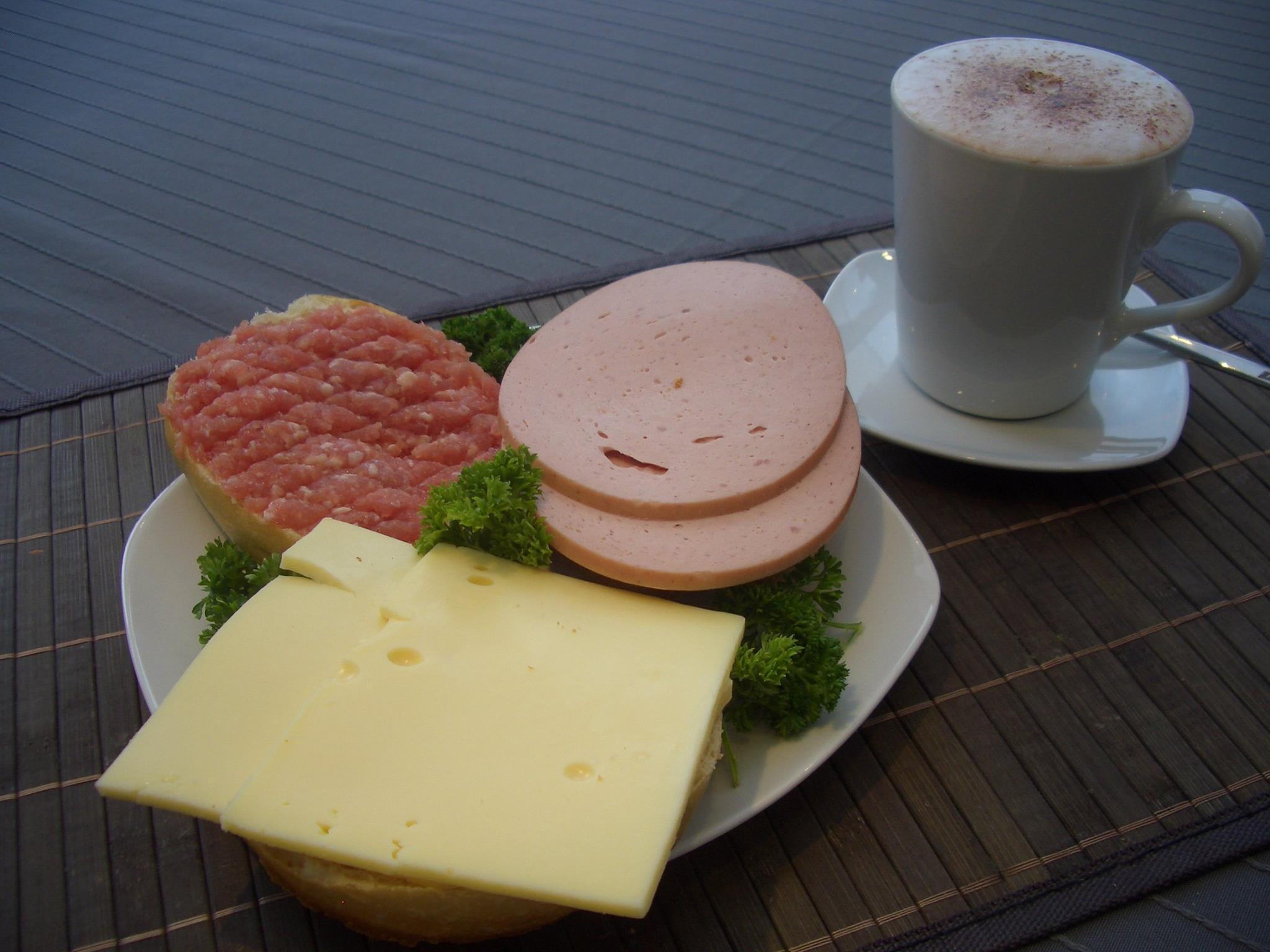 """Ansprechend Guten Morgen Frühstück Beste Wahl """"zu Einem Gehört Ein Gutes Frühstück!"""""""